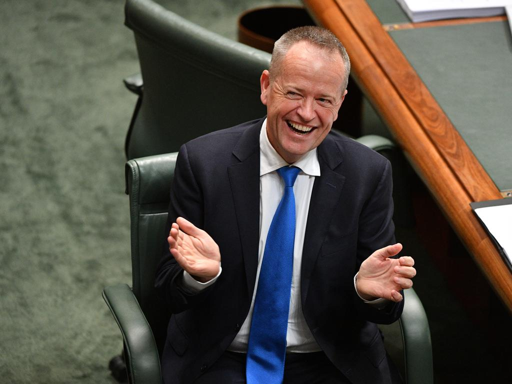 Bill Shorten, a veteran factional player of the Victorian Right who knifed Kevin Rudd for Julia Gillard and then knifed Julia Gillard for Kevin Rudd. Picture: Mick Tsikas