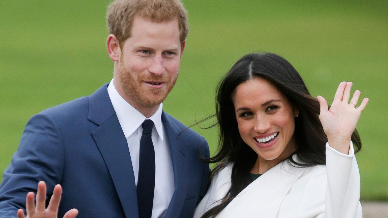 Given the royal family's issues with The Crown, Harry and Meghan's Netflix deal is particularly eyebrow raising. Picture: AFP.