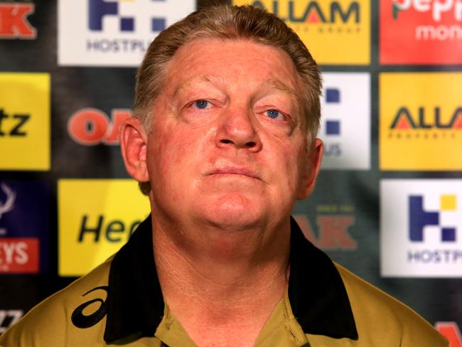 Gus Gould is the voice of rugby league.