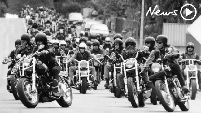 Bikies in Australia: A short history
