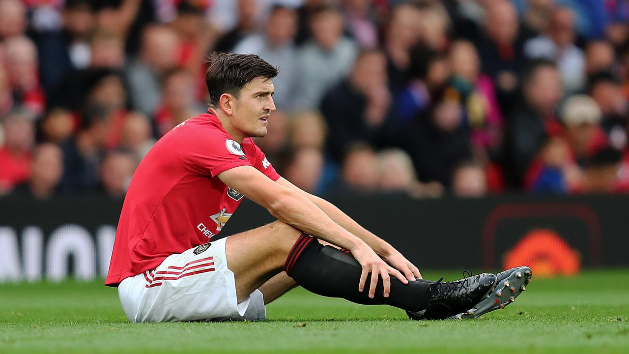 Manchester United star Harry Maguire set to land multimillion-dollar boot deal