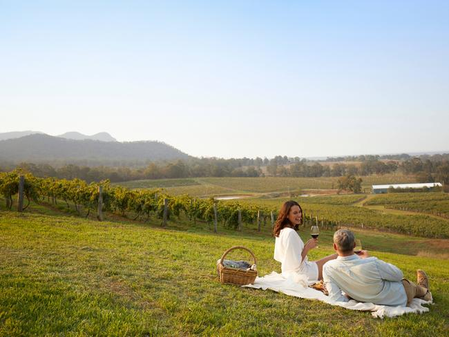 HUNTER VALLEY, NSW - 3-day package, $349 Check in at the 4.5-star Crowne Plaza Resort Hunter Valley for two nights from $349 a person twin share, saving 44 per cent. The package includes staying in a Hotel Room, continental breakfast, three-hour wine tour with visits to four vineyards, bottle of sparkling wine or beer paddle and more. Offer valid for select periods from Thursday to Sunday nights only until June 30, 2021, and must be booked by September 30, 2020. Bookings via Viva Holidays
