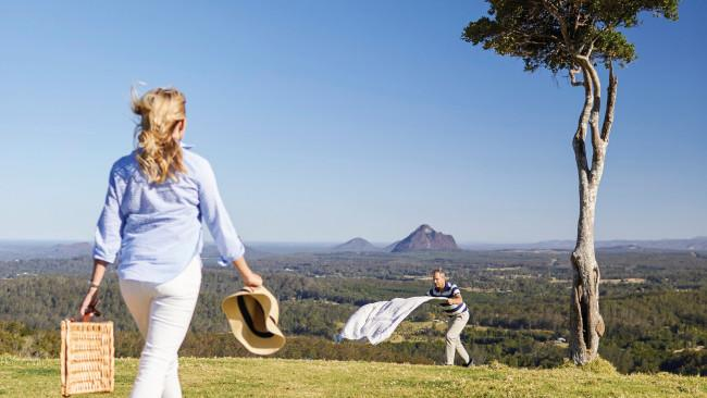1/10MALENYQueenslandHigh in the Sunshine Coast Hinterland, Maleny is renowned for its lush environs and numerous scenic spots. It also boasts sensational food, produce, and charming places to stay.Booking.com suggested stay: Lyola Pavillions in the Forest Picture: Tourism and Events Queensland