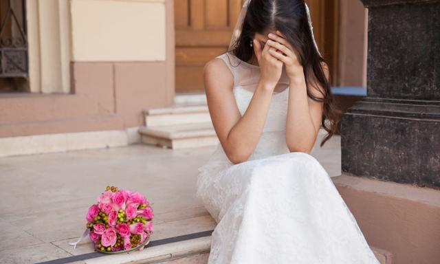 Bride furious after mother-in-law announces pregnancy at wedding