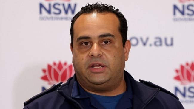 Joe Ibrahim on Monday detailed the confronting scenes paramedics face dealing with COVID-19 patients. Picture: NCA