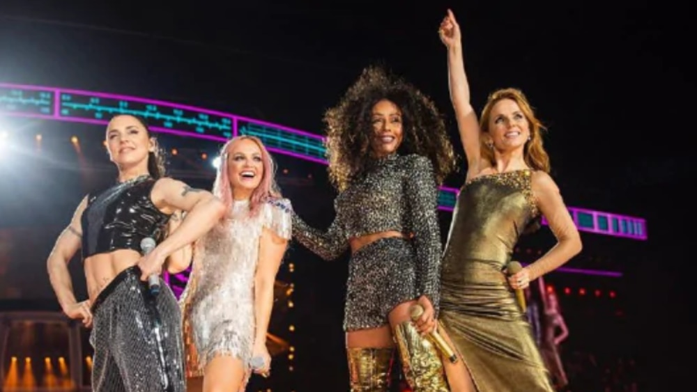 The Spice Girls are coming to Australia according to the loose lips of Mel B