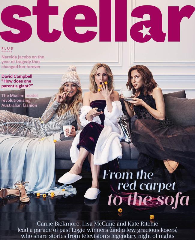 The June 28 issue of Stellar magazine.