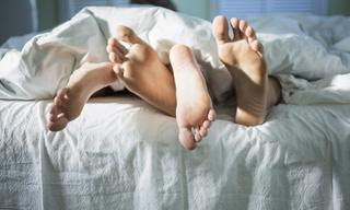 Does social distancing mean no sex for parents too?