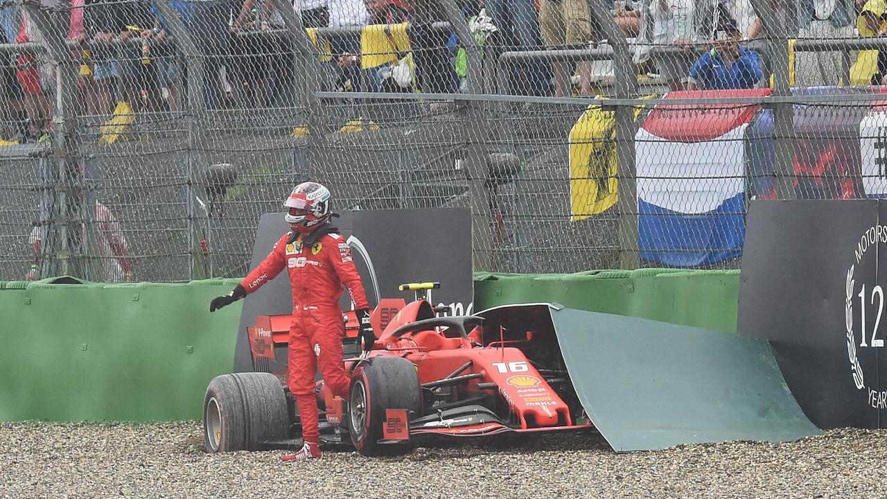 Martin Brundle's German F1 GP recap: Charles Leclerc 'could comfortably have won', Max Verstappen 'in no hurry'