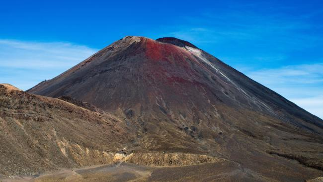 How to see Mount Ngauruhoe? Experienced climbers can make their way to the crater. But as it is considered sacred land, this is discouraged. The Tongariro Alpine Crossing hike runs between here and the Tongariro volcano.Picture: Fabio Montello / Unsplash
