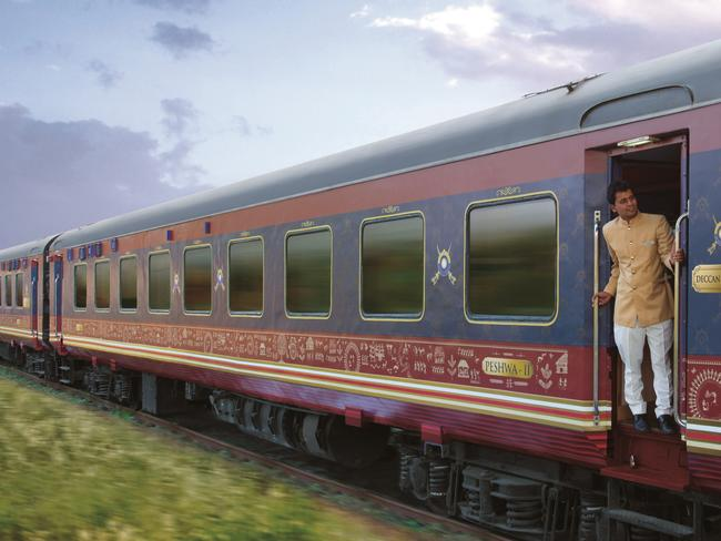 INDIA 8-DAY PACKAGE, $5439 Travel across India by rail on a seven-night journey and save 28 per cent when you pay from $5439 a person, twin share. The round trip from Mumbai will pass through Vadodara, Palitana, Sasan Gir-Somnath, Little Rann of Kutch, Modhera-Patan and Nashik. The price includes accommodation in a Deluxe Cabin with all meals daily, guided off train excursions and more. Offer valid for travel from October 26, 2019 to March 21, 2020 and is on sale until July 25, 2019. Ph 1800 848 246, vivaholidays.com.au