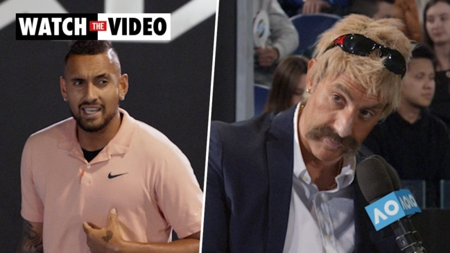 Nick Kyrgios meets his match in new Uber Eats ad
