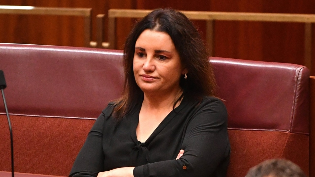 'C'mon release the damn sports report': Lambie