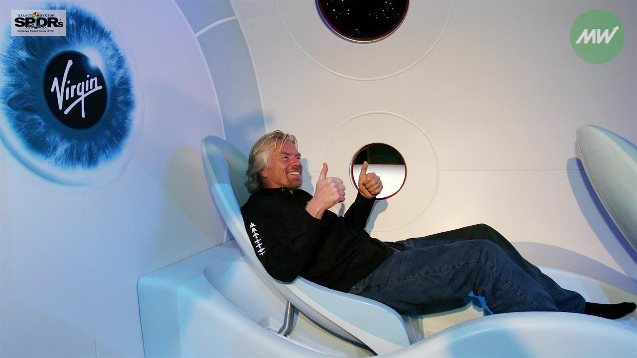 Richard Branson: 'Thousands' will go to space soon