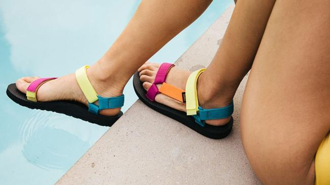 3/8Teva Retro Multi Sandal, $99.95 Where to take it: Pack your sense of adventure for the surf beaches, breathless bays, and rock pools scattered across this boot-shaped peninsula, beginning around one hour from Adelaide. Seek out the blinding-white sands of Flaherty Beach near Point Turton for a calm dip and have an Insta moment in the rockpools at Shell Beach, tucked into Innes National Park.