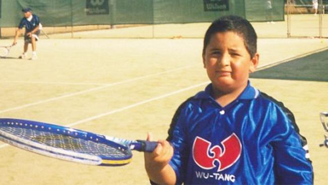 10 things you didn't know about Nick Kyrgios