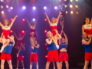 Bring It On The Musical is opening in Australia. Photo: Supplied.