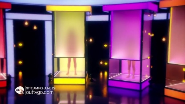 Naked Attraction trailer