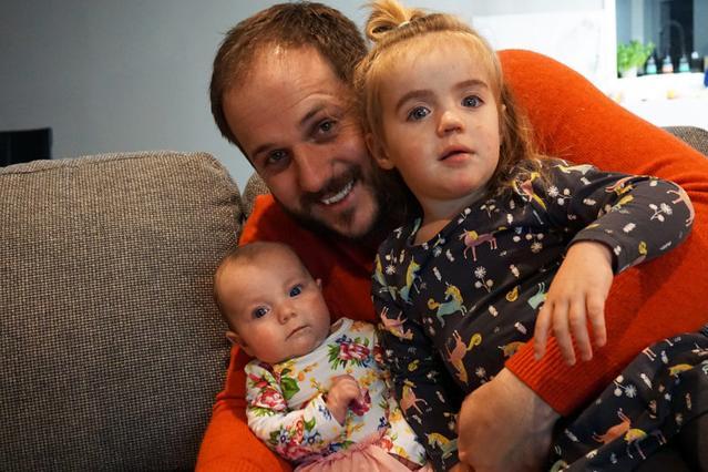 Olivia White Jeremy and kids
