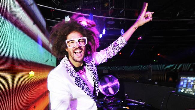Redfoo allegedly attacked in violent glassing