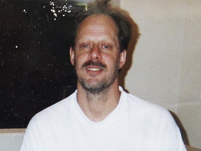 Las Vegas gunman Stephen Paddock. Picture: Courtesy of Eric Paddock via AP