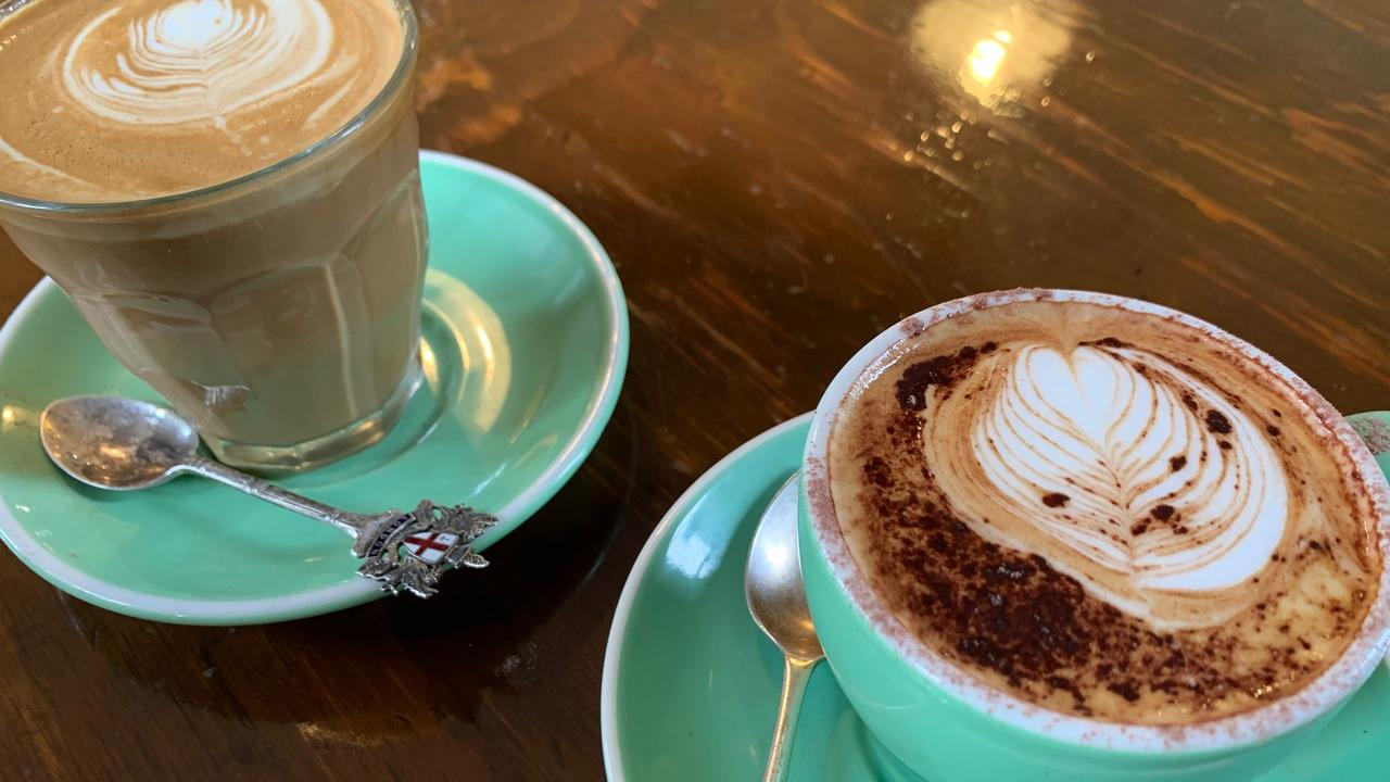 Treehouse cafe in Ulladulla serves coffee brewed and roasted in Kiama.