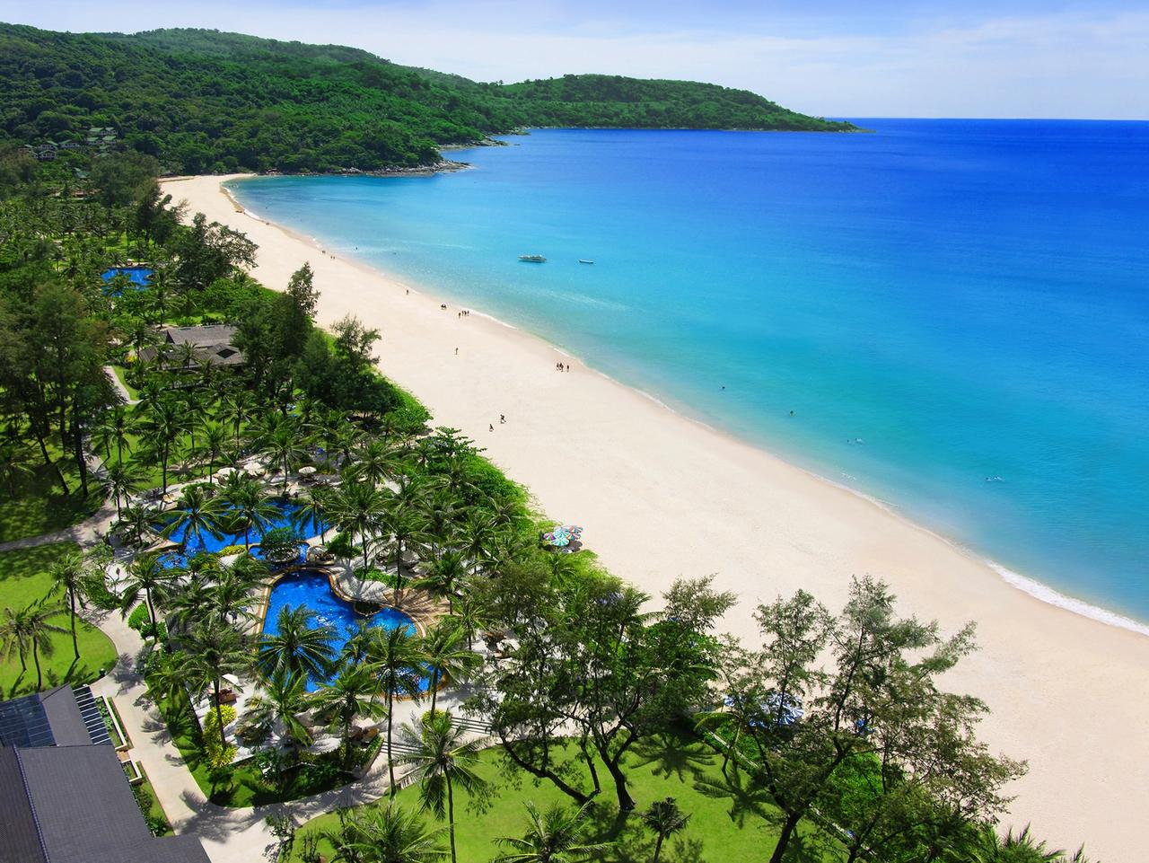 ESCAPE: Phuket beaches cover story, Gary Walsh, Sunday Escape, April 2 - Katathani Beach Resort. Picture: Supplied