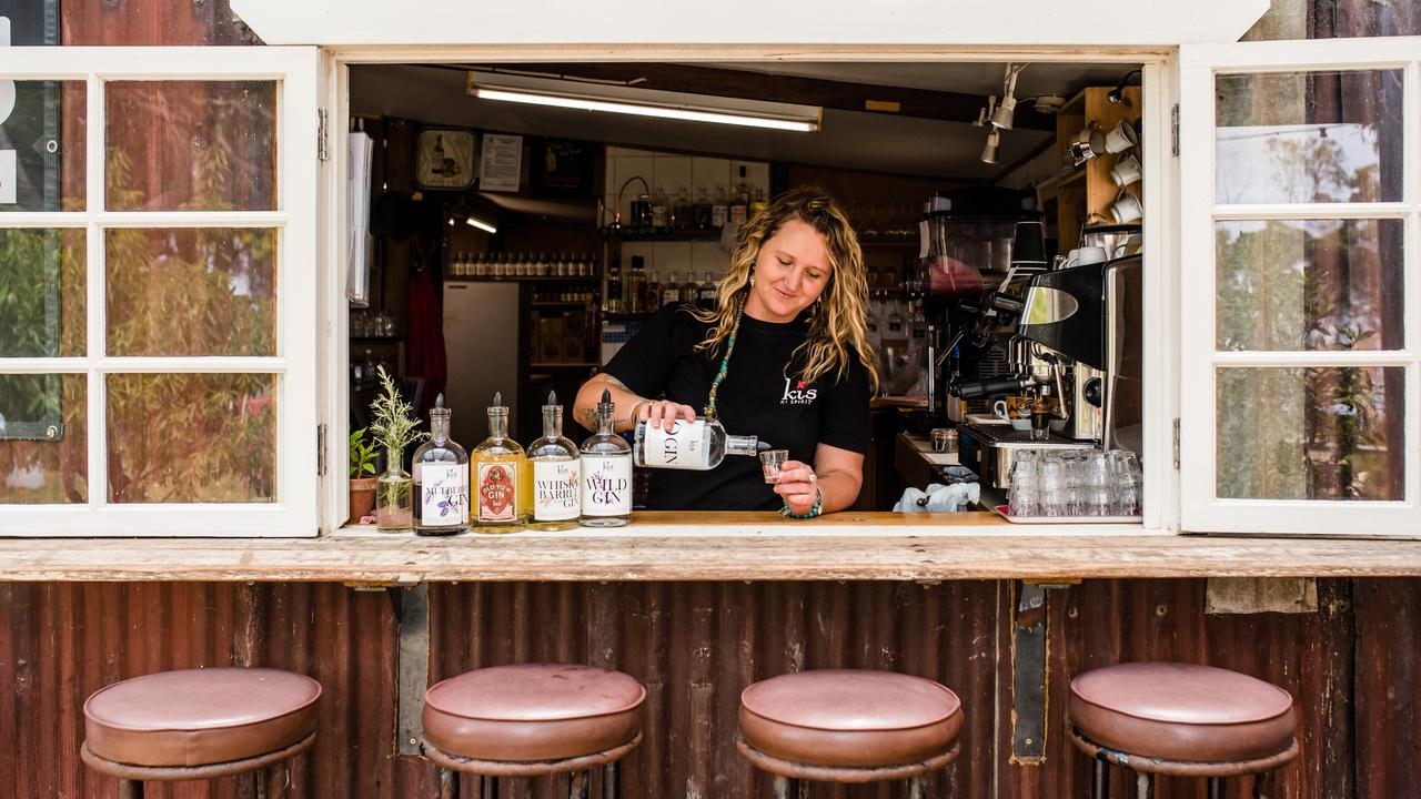 Locals on Kangaroo Island say two-thirds of their home is still open for business. Picture: Meaghan Coles