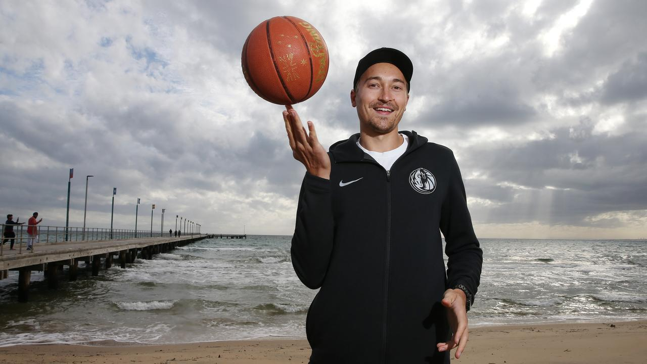 Australian basketballer Ryan Broekhoff is making a blockbuster return down under. Pic: Michael Klein