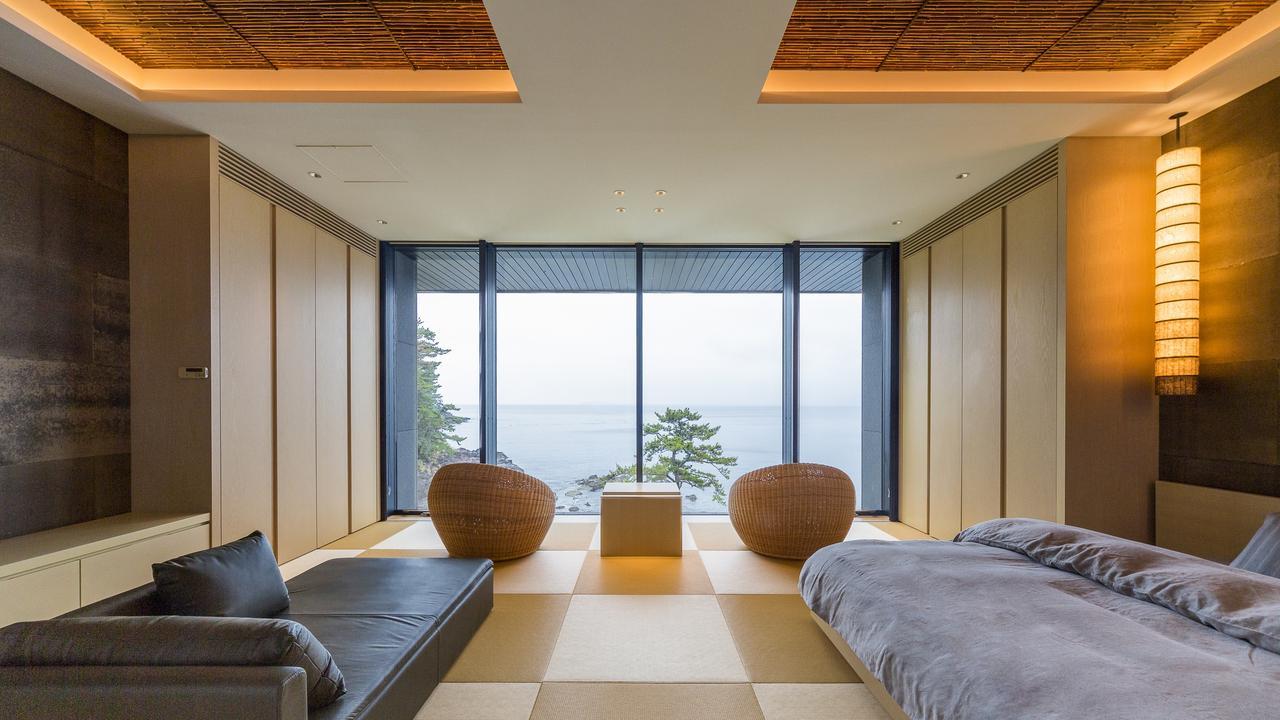 Galleria Costa, Ashigarashimo-Gun, Japan. Supplied by Christie's International Real Estate.