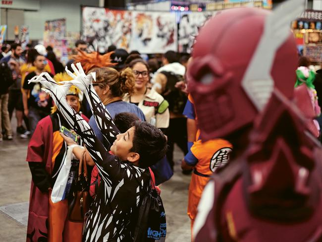 4. COMIC-CON, SAN DIEGO, USA What started in 1970 as a modest gathering of science fiction, comic book and movie fans, has exploded into a three-day cavalcade of immense proportions in San Diego. There are now Comic-Con outposts throughout the world but this is the big one. Like-minded folk dress up as their favourite characters in painstaking detail, the minutiae of back-stories are heatedly debated, and there are selfie ops with stars. Perhaps the best thing about Comic-Con is the lack of pretension; it is proudly, joyfully and thoroughly for geeks.