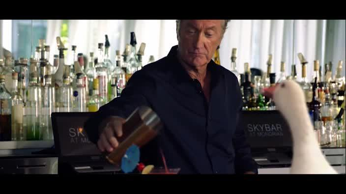 <p>Air New Zealand has roped in Aussie actor Bryan Brown to help get more Australians to fly with the Kiwi carrier to the Americas.</p>
