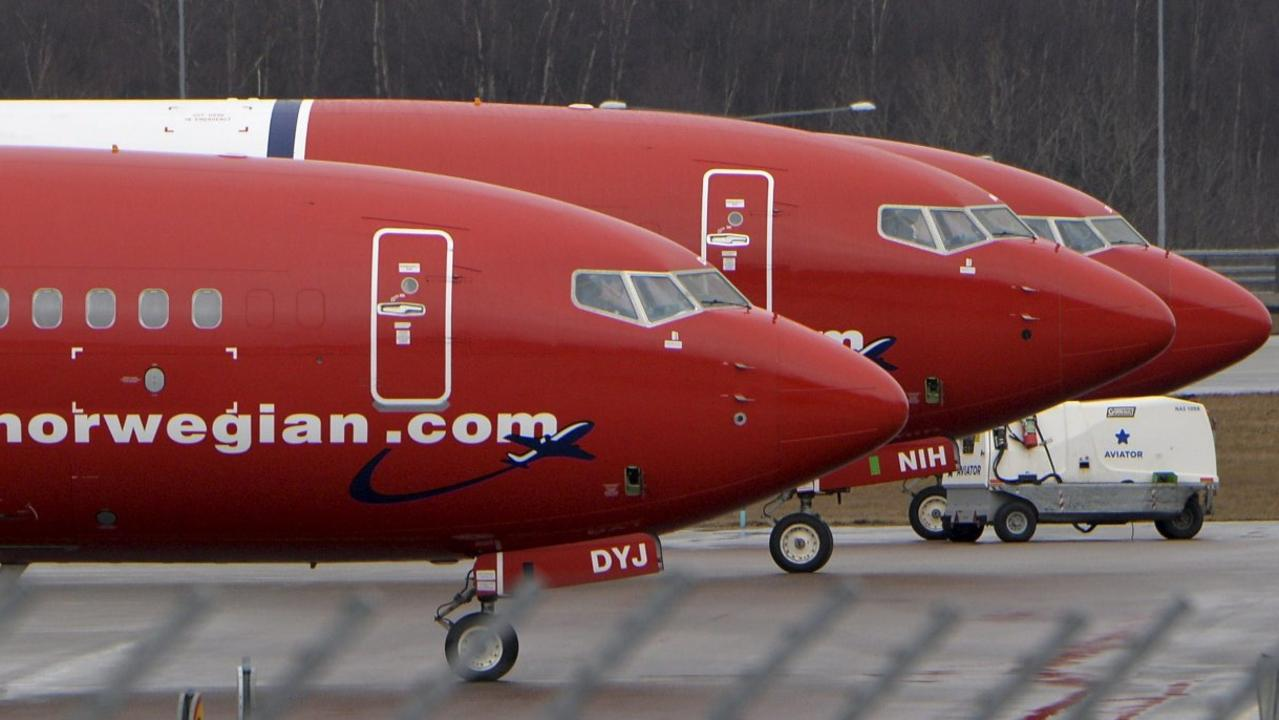 No frills airlines like Norwegian are forcing traditional carriers to cut corners on service to compete Photo: TT News Agency/Reuters