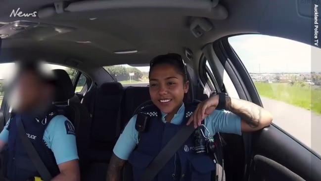 New Zealand Police Vlog