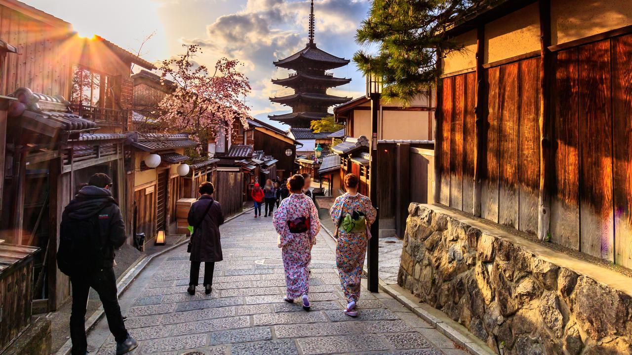 Visitors to Kyoto will now face fines for taking photos in the Japanese city's historical Gion district.