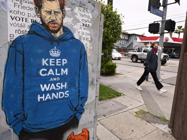 LOS ANGELES, UNITED STATES Picture: AFP