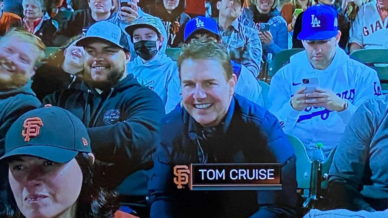 Some fans were confused by Cruise's new appearance.