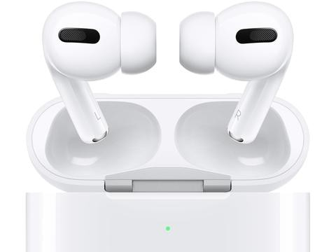 AIRPODS PRO, $399 FROM APPLE These noise-cancelling ear buds are a great way to block out any unwanted sound around you. They've been reengineered for a better fit (including silicon tips that are available in three different sizes) plus they're sweat proof and water resistant; great news if you love to hit the hotel gym. Switch them to transparency mode when you want to tune into the outside world. They also boast adaptive EQ that automatically tunes music to the shape of your ear!