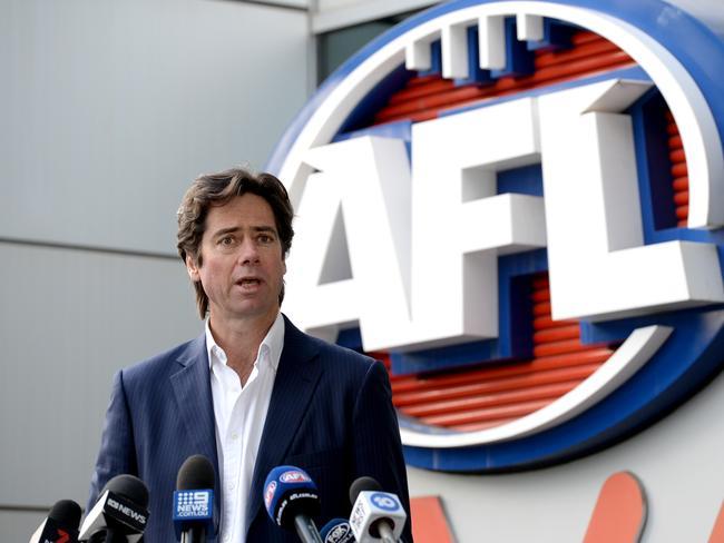 AFL slams 'abhorrent' racist abuse