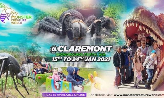 Perth parents demand refund from Monster Creature World 'sham'