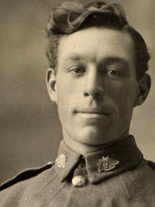 William Henry Mantell was a solider who was wounded in WWI.