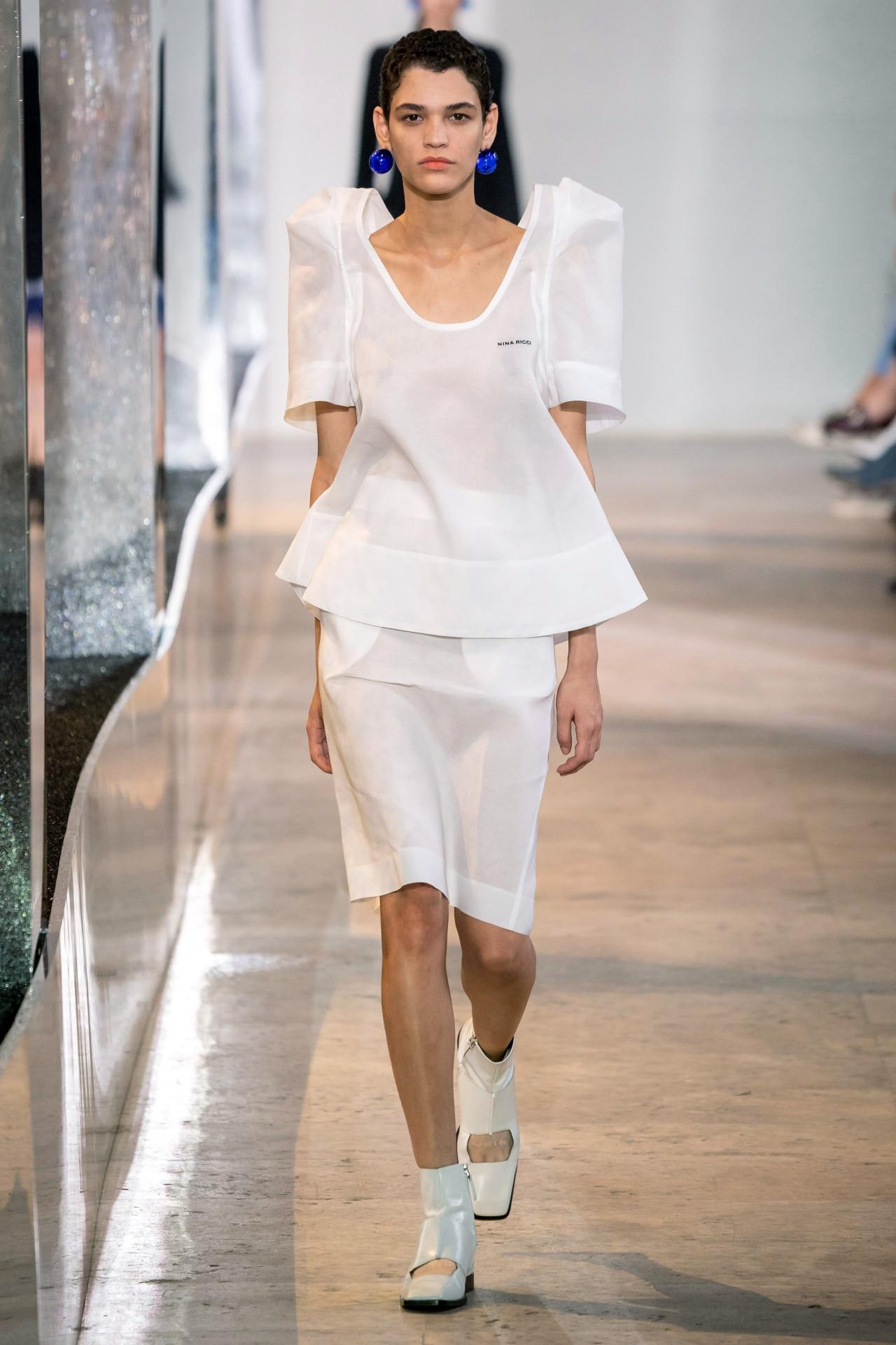 Nina Ricci ready-to-wear spring/summer 2020