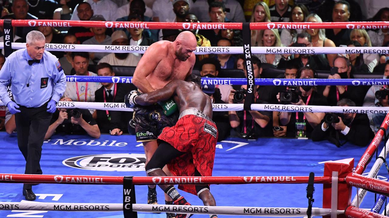'He's got no love for me': Fury reveals Wilder's 'problem' reaction after KO defeat