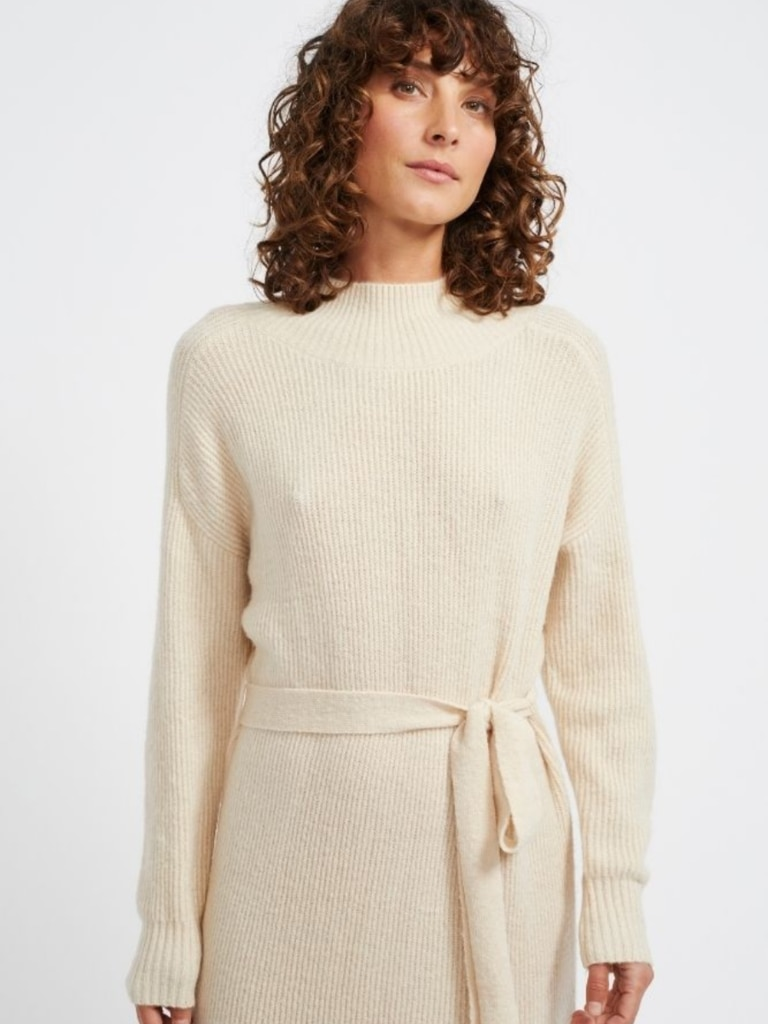 Staple the Label Storm Knitted Midi Dress
