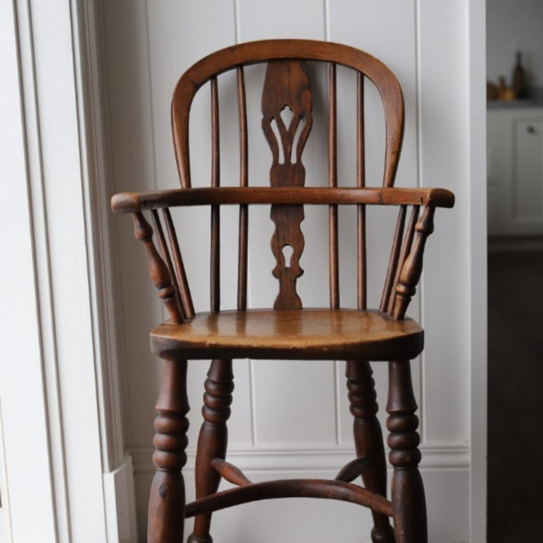 The Windsor chair.