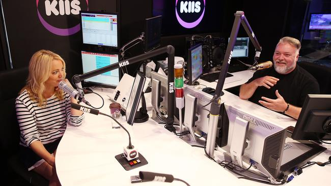 Kyle and Jackie O defected from 2Day FM to KIIS FM at the end of 2013.