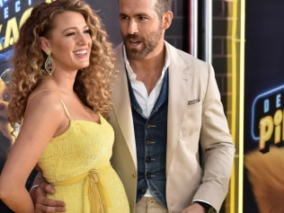 Reports say Blake Lively and Ryan Reynolds have welcomed their third. Image: Getty