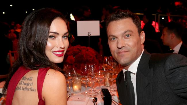 Megan Fox's ex savagely claps back as she gushes over new man
