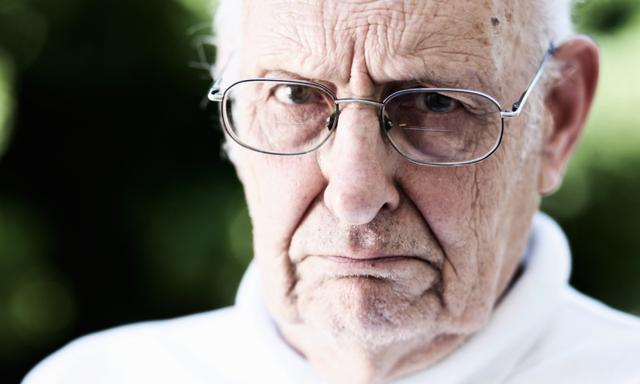 Millionaire leaves partner of 42 years nothing in his will