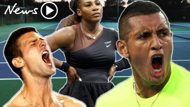 Top Tennis Tantrums: Those moments where tennis players lose their cool